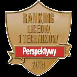 Ranking Perspektywy 2019