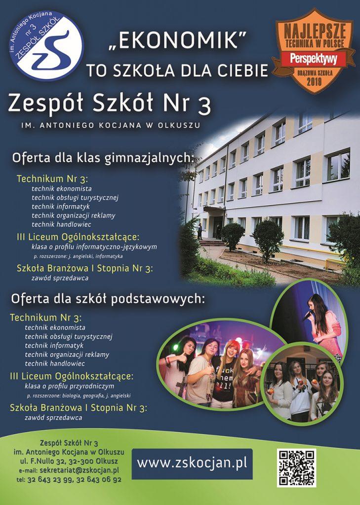 Oferta edukacyjna 2019